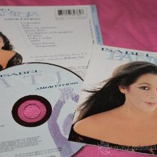 CDs de Música: ISABEL PANTOJA - CD MÚSICA - AMOR ETERNO. Lote 39205887