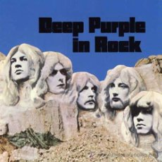 CDs de Música: DEEP PURPLE - IN ROCK (ANNIVERSARY EDITION) (CD) [NUEVO] PRECINTADO. Lote 56739799
