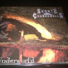 CDs de Música: SHORTS CHURCHBELLS - THE UNDERWORLD. Lote 39221364