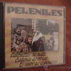 CDs de Música: PEKENIKES. PALOMITAS DE MAIZ. CD DIAL DISCOS 1990. Lote 39255786