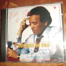 CDs de Música: ELISEO DEL TORO. BOLEROS DE ORO. CD. Lote 53960185