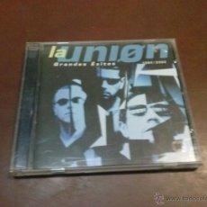 CDs de Música: CD LA UNION GRANDES EXITOS 1984-2000. Lote 39310710