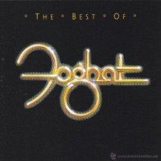 CDs de Música: FOGHAT - THE BEST OF... - CD. Lote 39311256
