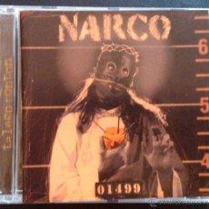 CDs de Música: NARCO, TALEGO PONPON - CD. Lote 39313812