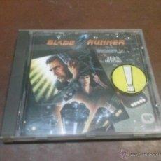 CDs de Música: CD BSO BLADE RUNNER. Lote 39335651