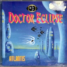 CDs de Música: CD DOCTOR ECLIPSE ATLANTIS PRECINTADO. Lote 39369281