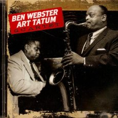 Music CDs - BEN WEBSTER- ART TATUM QUARTET - 39372140