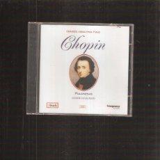 CDs de Música: CHOPIN. Lote 39388097