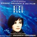 CDs de Música: BLEU- MUSIQUE ORIGINALE ZBIGNIEW PREISNER. Lote 39389727
