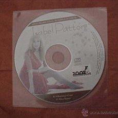 CDs de Música: ISABEL PATTON. ALFONSINA Y EL MAR. ALMA LLANERA. CD PROMOCIONAL. Lote 39404063