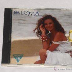 CDs de Música: PALOMA SAN BASILIO-PALOMA MEDITERRANEA. Lote 39415178