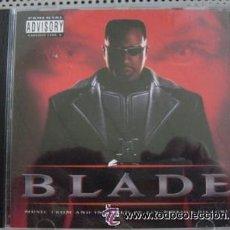 CDs de Música: BLADE: BANDA SONORA DE LA PELICULA *IMPECABLE*. Lote 39419872