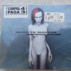 CDs de Música: MARILYN MANSON - MECHANICAL ANIMALS - CD - PRECINTADO. Lote 39431422