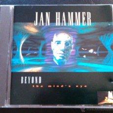 CDs de Música: JAN HAMMER, BEYOND - CD. Lote 39451356