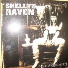 CDs de Música: CD - SHELLYZ RAVEN - DESOLATION - DIGIPACK - GOTH ROCK. Lote 39459548