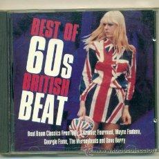 CDs de Música: BEST OF 60'S BRITISH BEAT - 16 TEMAS AÑOS 60 - MARMALADE WAYNE FONTANA DREAMERS. Lote 39471979