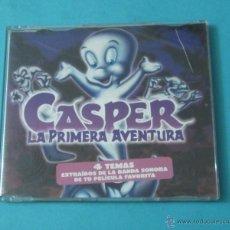 CDs de Música: CASPER, LA PRIMERA AVENTURA. 4 TEMAS EXTRAIDOS DE LA BANDA SONORA. Lote 39595597