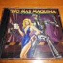 CDs de Música: NO MAS MAQUINA DOBLE CD ALBUM DISCOTECA DEL AÑO 1983 CONTIENE 16 TEMAS 2 CD MAQUINA DISCOTECA. Lote 160812498