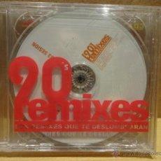 CDs de Música: 90'S REMIXES. LOS REMIXES QUE TE DESLUMBRARÁN. ( 3 X CD ) SUENAMUSIC 2004. PRECINTADO.. Lote 241420995