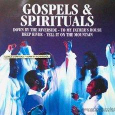 CDs de Música: GOSPELS & SPIRITUALS - DOWN BY THE RIVERSIDE... CD. Lote 30707259