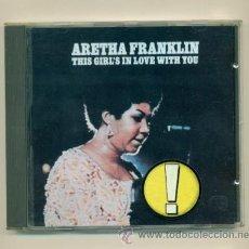 CDs de Música: ARETHA FRANKLIN - 10 TEMAS. Lote 147559912