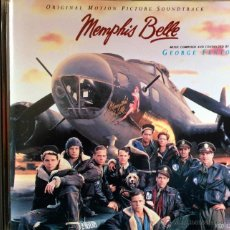 CDs de Música: MEMPHIS BELLE- MUSIC COMPOSED AND CONDUCTED BY GEORGE FENTON-. Lote 39583016
