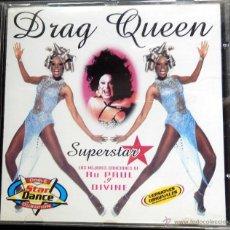 CDs de Música: DRAG QUEEN DOBLE STAR DANCE. Lote 39594127