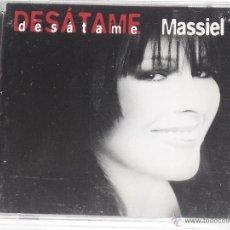 CDs de Música: MASSIEL-DESATAME. Lote 47175820