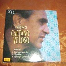 CDs de Música: LO MEJOR DE CAETANO VELOSO. CD PROMOCIONAL. . Lote 39604415