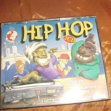 CDs de Música: THE WORLD OF HIP HOP. 2 CD. EDICION EXTRANJERA. Lote 39609695