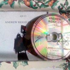 CDs de Música: ANDREW RIDGELEY ( WHAM ) - SHAKE- CD SINGLE - 4 TRACKS - US DANCE REMIX.. Lote 39618942