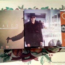 CDs de Música: PEDRO ABRUNHOSA BANDEMONIO - PALCO - TRIPLE CD EN PORTUGUÉS. - CD ALBUM . Lote 39621041