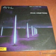 CDs de Música: CRAIG ARMSTRONG. WAKE UP IN NEW YORK. CD PROMOCIONAL. Lote 39627438