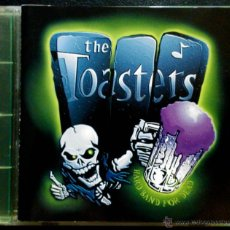 CDs de Música: THE TOASTERS, HARD BAND FOR DEAD - CD. Lote 39653648