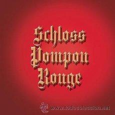 CDs de Música: SCHLOSS POMPON ROUGE / GRZEGORZ CIECHOWSKI CD BSO - POLISH. Lote 45019213