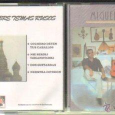 CDs de Música: MIGUEL ARANGO. VARIACIONES SOBRE TEMAS RUSOS CD-VARIOS-337. Lote 39698497
