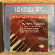 CDs de Música: LAS NUEVAS MUSICAS.MICHAEL NYMAN . Lote 39703368