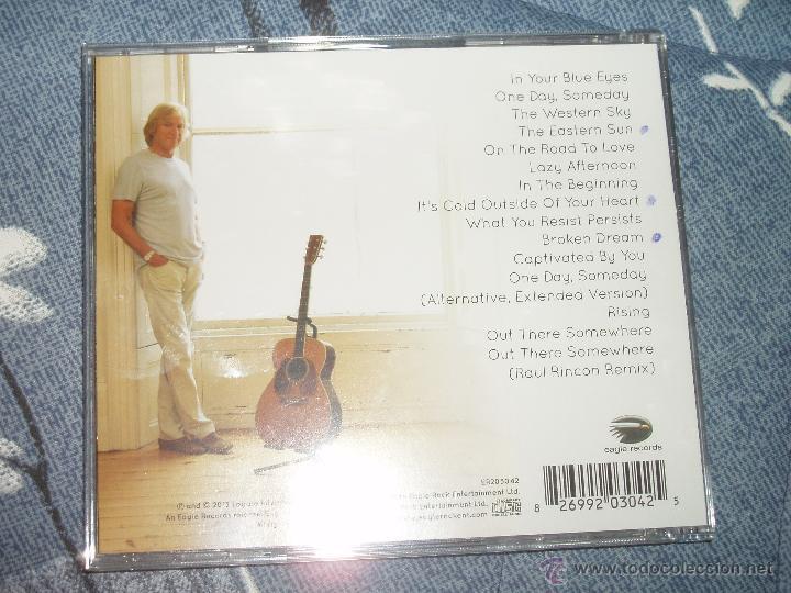 CDs de Música: JUSTIN HAYWARD - LA VOZ DE THE MOODY BLUES - SPIRITS OF THE WESTERN SKY: CD de 2013 + 1 REGALO - Foto 2 - 39758777