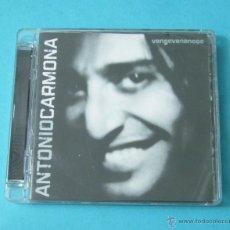 CDs de Música: ANTONIO CARMONA. VENGO VENENOSO. Lote 40712598