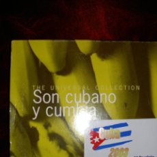 CDs de Música: SON CUBANO Y CUMBIA THE UNIVERSAL COLLECTION 2 CD MUSICA CUBA. Lote 39813181