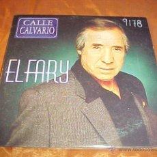 CDs de Música: EL FARY. CALLE CALVARIO. CD PROMOCIONAL. Lote 39821099