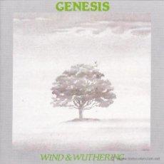 CDs de Música: GENESIS - WIND & WUTHERING - CD. Lote 39864959