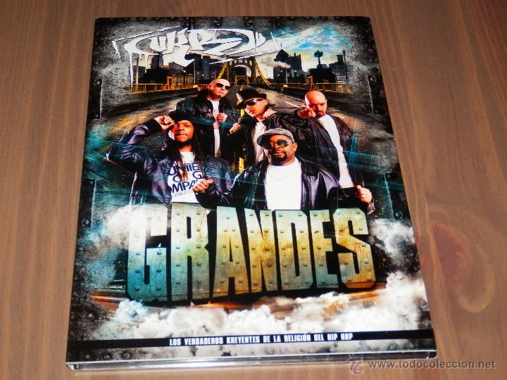 VKR GRANDES LOS VERDADEROS KREYENTES DE LA RELIGION DEL HIP HOP ESPAÑOL DIGIPAK CD PRECINTADO ZB (Musik - CD's - Hip Hop)
