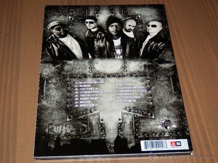 Music CDs: VKR GRANDES LOS VERDADEROS KREYENTES DE LA RELIGION DEL HIP HOP ESPAÑOL DIGIPAK CD PRECINTADO ZB - Foto 3 - 39868048
