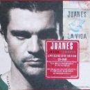 CDs de Música: JUANES - LAVIDA...ES UNRATICO - LIMITAD DE LUXE EDITION - CD+DVD. Lote 39888284