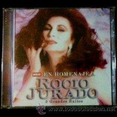 CDs de Música: ROCÍO JURADO - CD - EDICIÓN DE LA REVISTA HOLA. Lote 39889171
