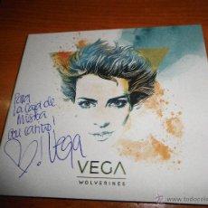 CDs de Música: VEGA WOLVERINES CD ALBUM FIRMADO EN LA PORTADA RAPHAEL ARTURO SANDOVAL BUDIÑO 2013 CONTIENE 11 TEMAS. Lote 39894175