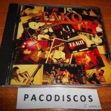 CDs de Música: TAKO CD ALBUM DEL AÑO 1994 CONTIENE 14 TEMAS HEAVY METAL ROCK URBANO. Lote 130844913