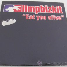 CDs de Música: LIMP BIZKIT - EAT YOU ALIVE - CDSINGLE 2 TEMAS. Lote 39903365