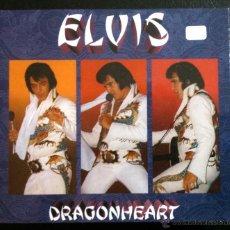 CDs de Música: ELVIS PRESLEY - DRAGONHEART - CD DIGIPAK. Lote 39907701